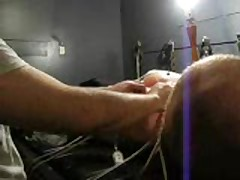 Ticklish European Boi