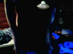 JASON Jerkink Off....Under A Flying Saucer!