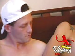 Creamed 2: More Hot Facial Cumshots - Alex Taylor, Brady Walker