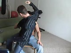 Jayden Tucker Lap Dance
