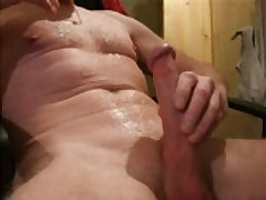 Playing With Cum