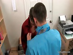 Wesley Marks Fucks And Sucks 2 By GotGayBoss