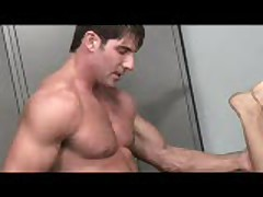 Randy Blue - Jeremy And Vincent - Gym Fucking