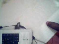 Messin The Desk