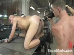 Trystian Sweet Teaches Jackson And Curt A Lesson