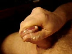 Loads Of Precum While Semi-Hard - Part 4