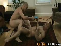 Latino Twink Taking Big Muscle  Cock