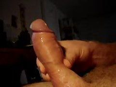 Loads Of Precum While Semi-Hard - Part 2