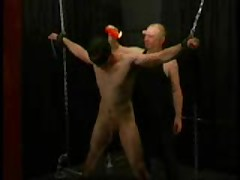 Bondage Boy Waxed