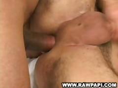 Intimate Latino Hardcore Gay Fuck