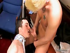 Austin Lucas & Joey Perelli Fucks And Sucks Gay Jizzster 10 By GotGayBoss