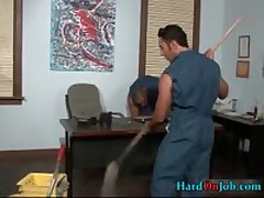Gianni And Jay Have Steamy Gay Sex At Work 1 By HardOnJob