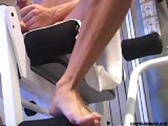 Cody Cummings At The Gym