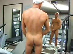 Muscle Dudes Gay Porn