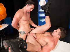 Jimmy Durano And Trenton Ducati