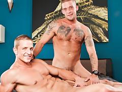 On The Set - Marcus Mojo & Caleb Colton