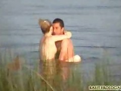Подсмотрели секс на природе видео онлайн 136