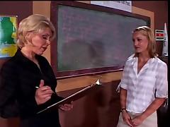 Учительница Секси