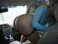 Порно в Авто
