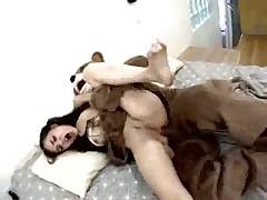 Секс Видео Брюнеток