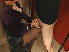Ножки Дрочат